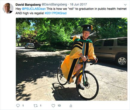 David Bangsberg, M.D.