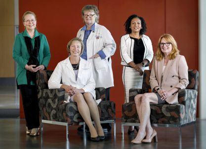 OHSU has more women in executive leadership positions than ever before