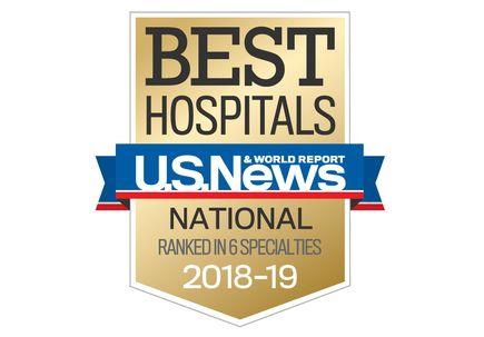 OHSU Hospital is No. 1 in Oregon