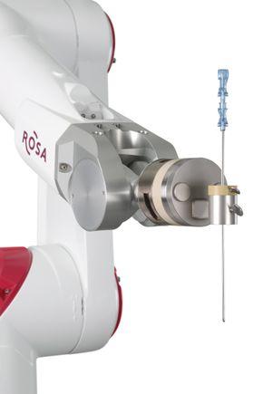 Rosa Brain robot
