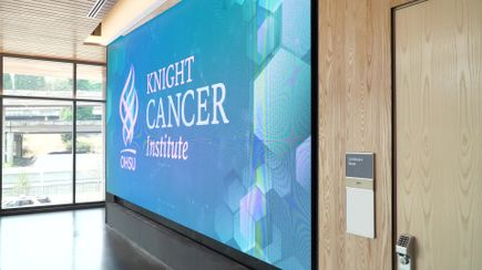 VIDEO DOWNLOAD: B-roll of the Knight Cancer Research Building