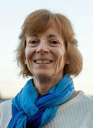 Barbara Sorg Ph.D. 2018