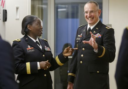 Army, OHSU health care pros team up for new medical exchange