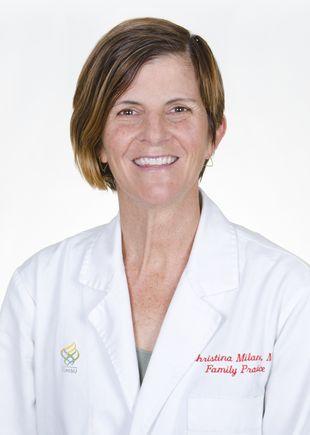 Christina E. Milano M.D. (2018)