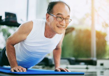 Prescription for aging: Resistance exercise and strength training