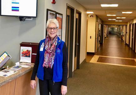 Heart valve repair enables woman to walk, breathe again