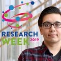 Research week graphic: Sunil Joshi