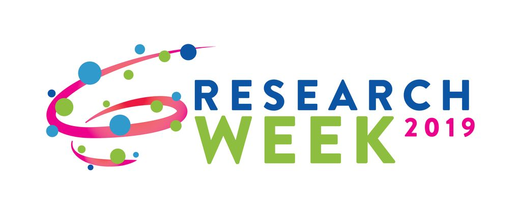 Research Week 2019 logo