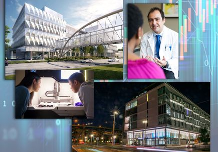 OHSU, UO join forces to combat cancer with data science