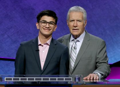'What is funding pancreatic cancer research, Alex?': Oregon 'Jeopardy! Teen Tournament' finalist donates to OHSU