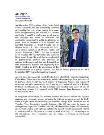 Avi Gupta bio (PDF)