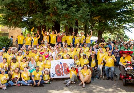 More than 5,000 lives touched by OHSU Kidney Transplant Program