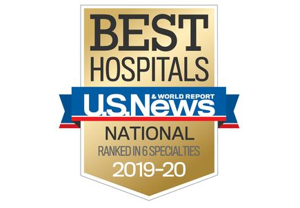 U.S. News & World Report ranks OHSU Hospital No. 1 in Oregon