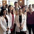 OHSU M.D. Class of 2023 dons their white coats, 'ushering in a 'lifetime of public service'