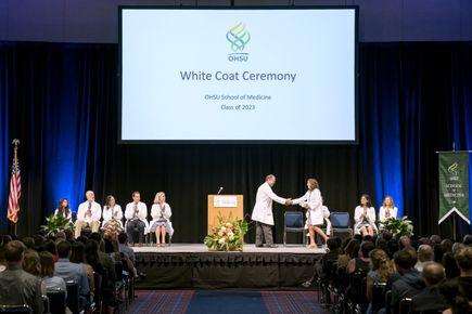 M.D. Class of 2023 White Coat