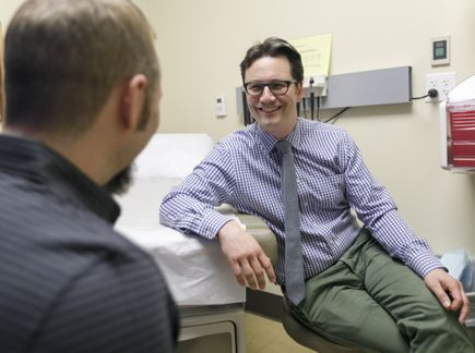 Transgender health care