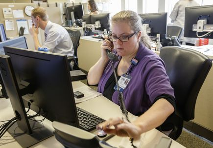 OHSU Mission Control offers modern, high-tech solution to historic challenge