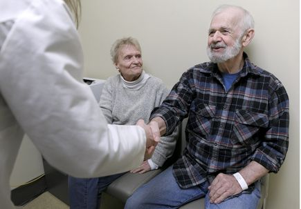 Oregonian gets life-saving heart valve repair without open-heart surgery