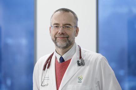Tom Beer, M.D., F.A.C.P.