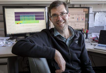 Stephen David, Ph.D.