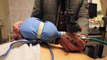 VIDEO DOWNLOAD: 3D-printed ventilator