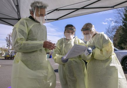 Large apparel manufacturer donates $500,000 to OHSU's COVID-19 Pandemic Response Fund