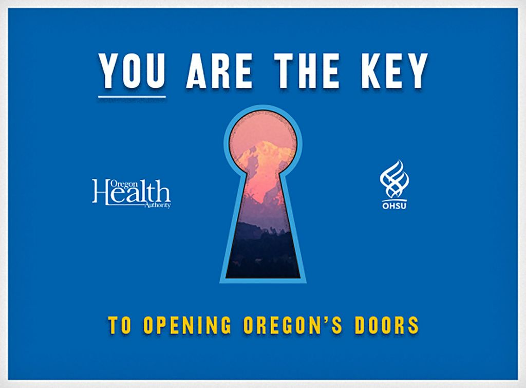 You are the key graphic