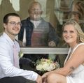 Couple weds at OHSU