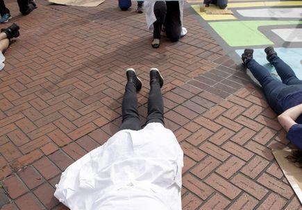 White Coats for Black Lives