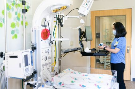Hillsboro Medical Center NICU