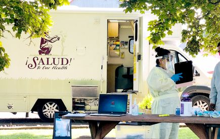 Salud! Community Health Outreach