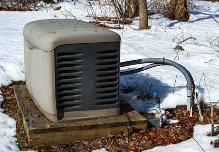 Caution advised when using portable generators, alternative heat, cooking sources