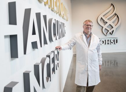 Gordon Mills, Ph.D. in KCRB