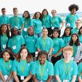 Knight Scholars group photo