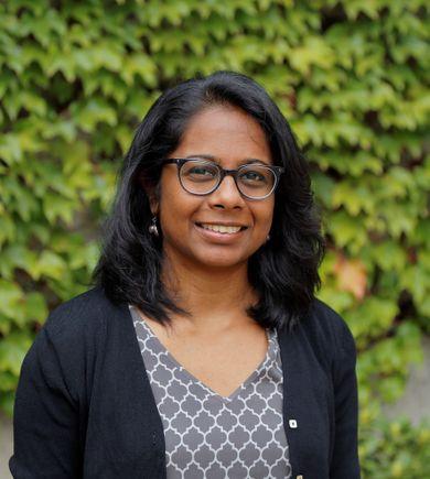 Swetha Murthy Ph.D.