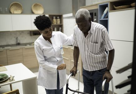 Black patients using Medicare are less likely to receive joint replacement services, study finds