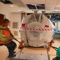 OHSU PET MRI magnet