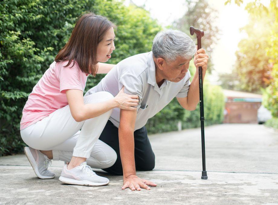Elderly Falls Study 2021