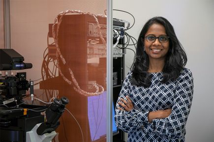 Swetha Murthy, Ph.D.