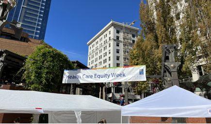 OHSU Health Equity Fair 2021