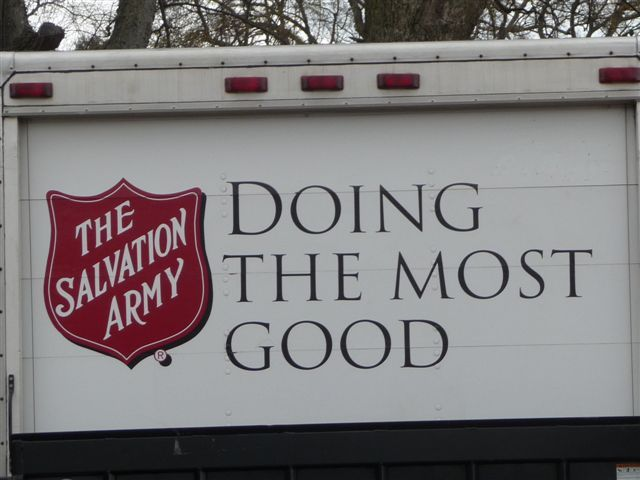 The Salvation Army received more than 85 coats/jackets and warm weather clothing from the Catawba Nuclear Station and almost 400 donated gifts from the Oconee Nuclear Station.