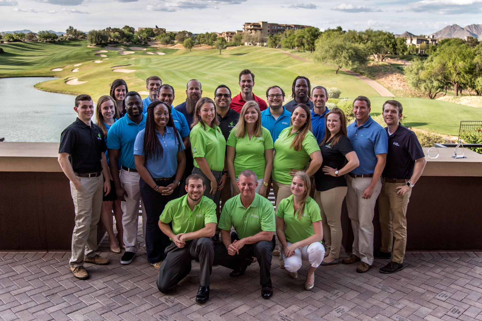 Duke Energy NAYGN members at the 2017 national conference