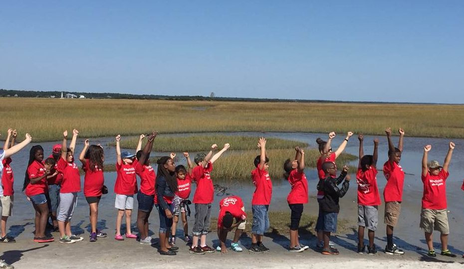 Inspiring the next generation of coastal conservationists