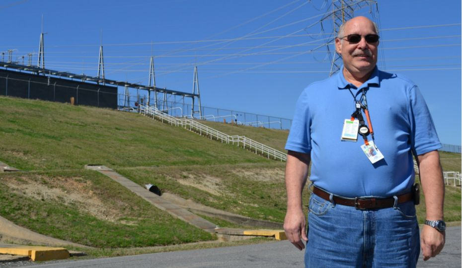 After 49 years in the industry, Mike Wesson is still passionate about nuclear