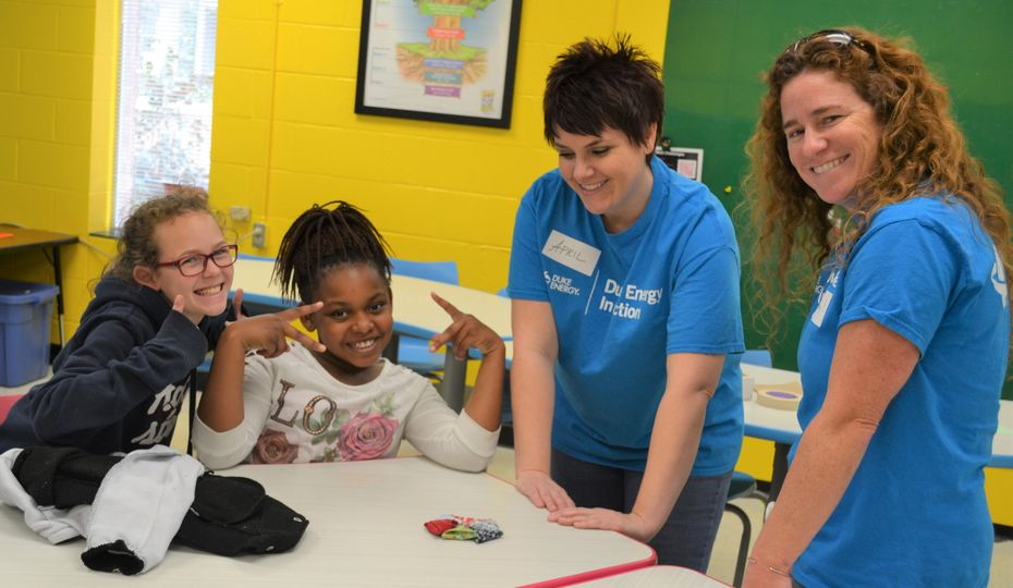 Afterschool program encourages girls to stick with STEM