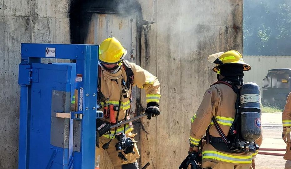 Fire prevention: why the fire brigade's training isn't too hot to handle