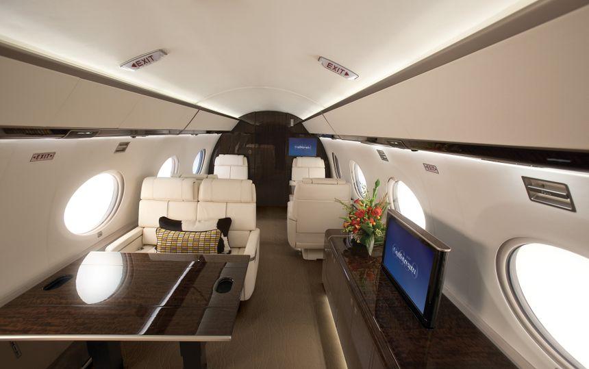 G650 Interior 042