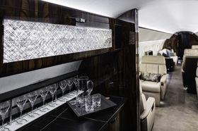 Gulfstream G600 Mock-Up