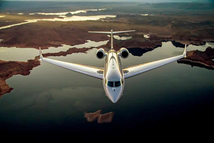 Gulfstream G650 And G650ER Aircraft To Fly RNP AR Instrument Approach Procedures