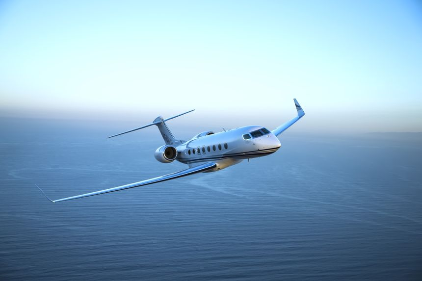 Gulfstream G650ER Certified By EASA